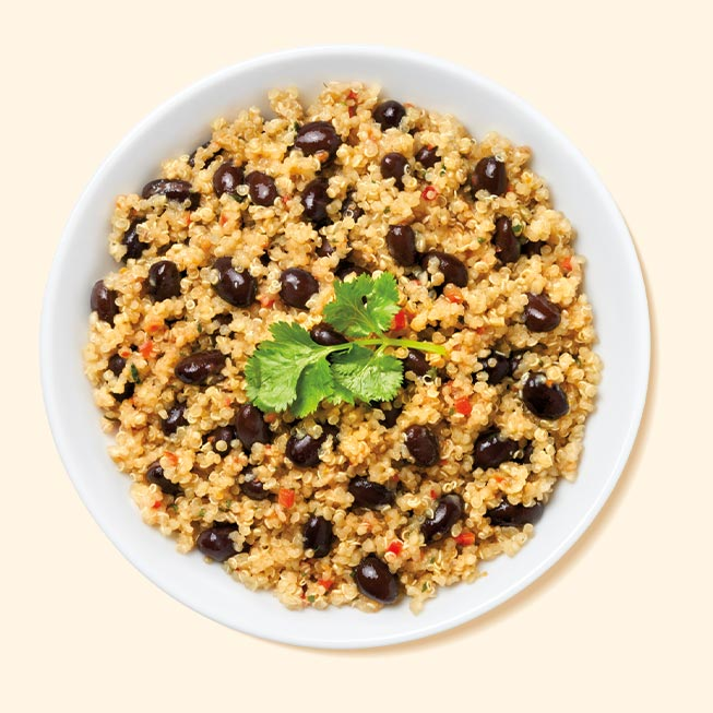 Thumbnail of Black Bean Quinoa Bowl