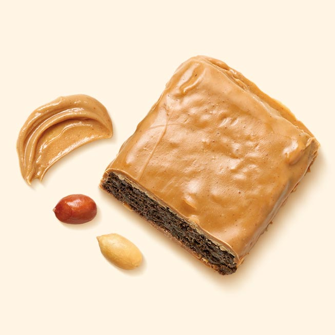 Thumbnail of Peanut Butter Chocolaty Square
