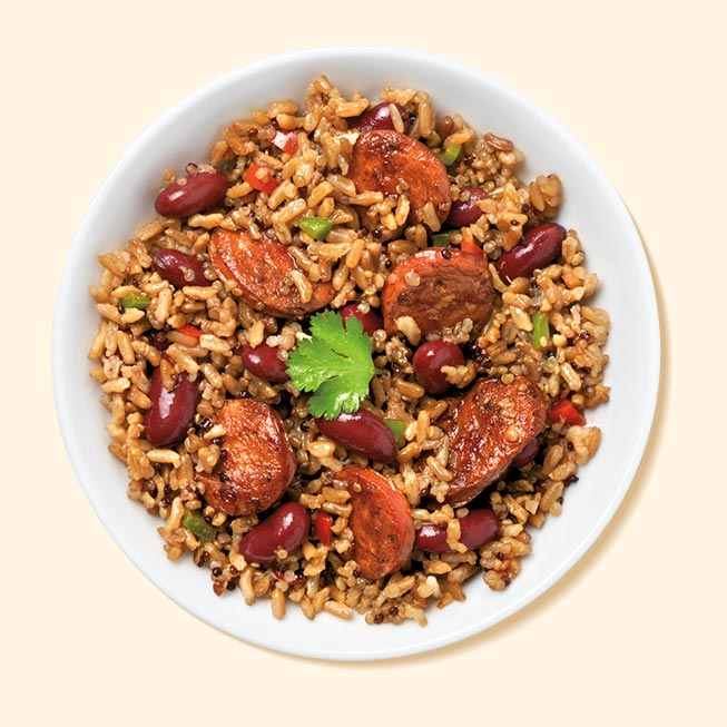 Thumbnail of Red Beans and Rice with Quinoa