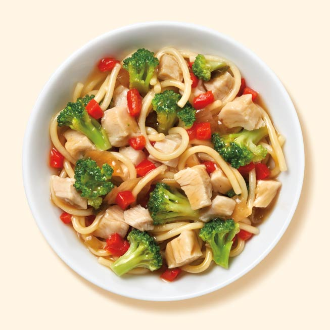 Thumbnail of Teriyaki Chicken and Noodles
