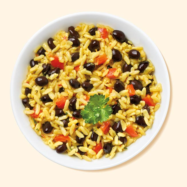 Thumbnail of Yellow Rice and Black Beans