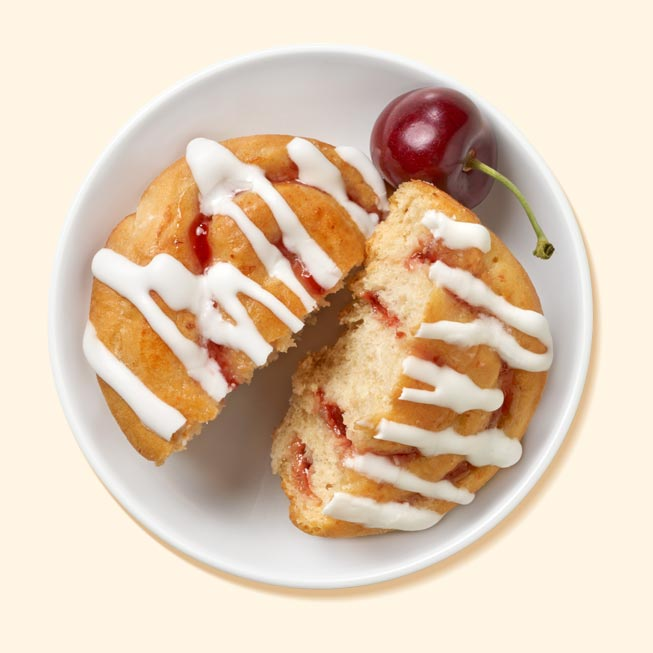 Thumbnail of Cherry Cheese Roll