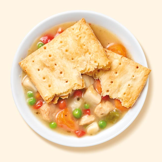Thumbnail of Savory Chicken Pot Pie
