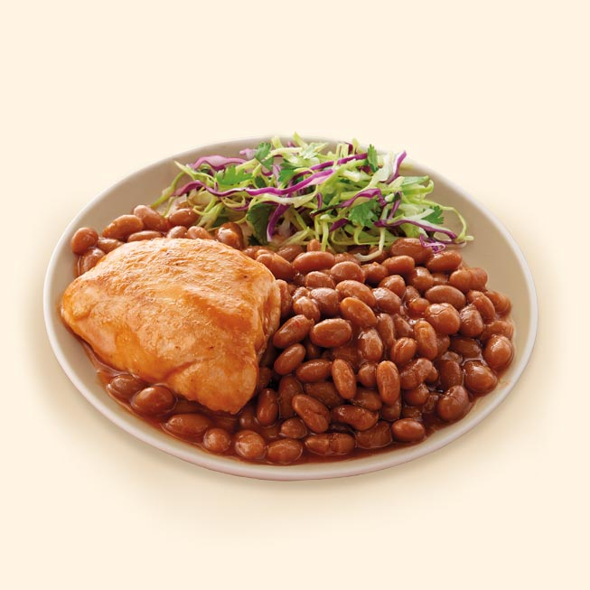 Thumbnail of Chicken and BBQ Beans
