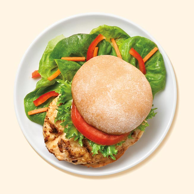Thumbnail of Grilled Chicken Sandwich