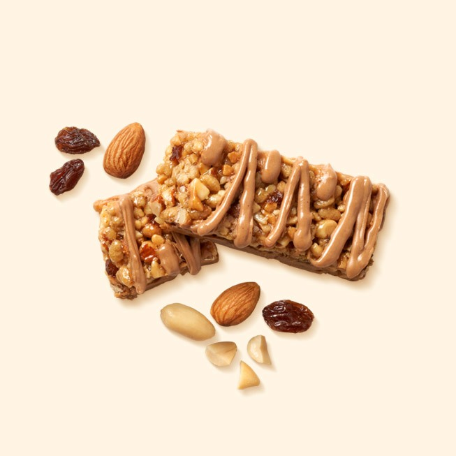 Thumbnail of Sweet and Salty Nut Bar