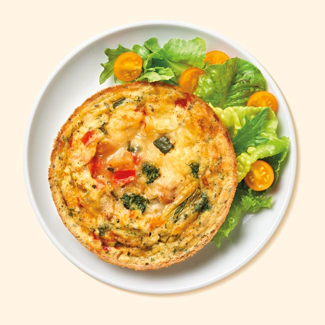 Thumbnail of Vegetable Frittata