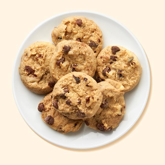Thumbnail of Walnut Chocolate Chip Cookies
